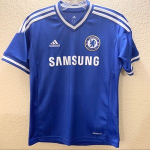 Chelsea Football Club Adidas Soccer Jersey